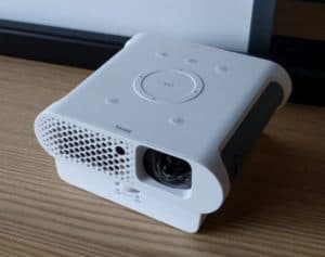 The BenQ GS1 Projector