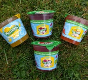 Hartleys Jelly Pots