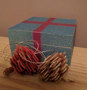 #PHWorkshop Box and decorations