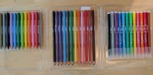 Bic Colouring Set