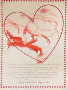 Valentine Artwork