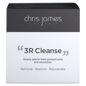 3R-cleanse- Chris James Mind Body