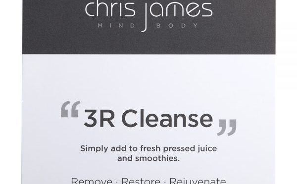 Win a 3R 3 Day Cleanse from Chris James Mind Body