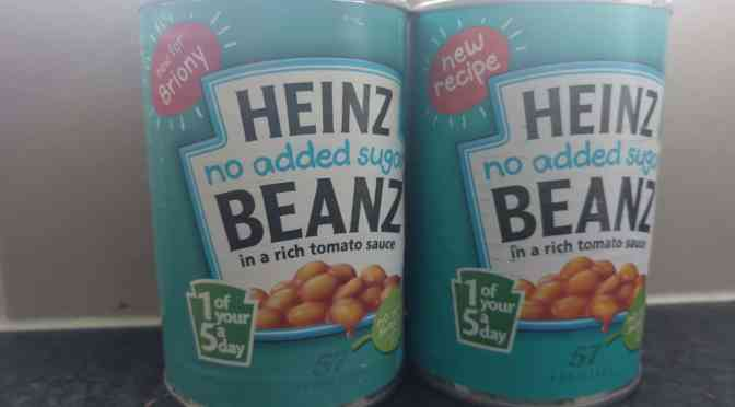 A Simple Way to Reduce Sugar with Heinz Beanz