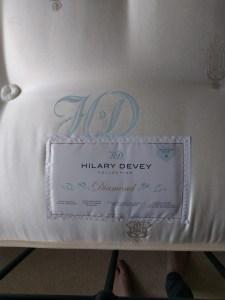 Hilary Devey Mattress