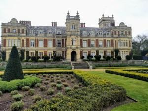 #RailAdventure Somerleyton Hall