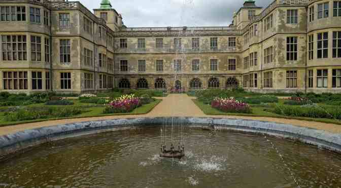 Our Visit to Audley End