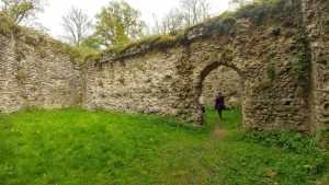 New Buckenham Castle