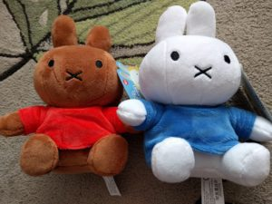 Peppa Pig and Miffy Toys