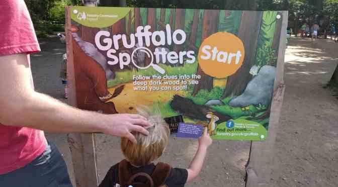 Gruffalo Spotting