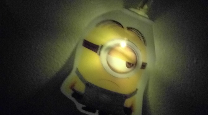 Illumi-Mate Minions Lights Review and Giveaway
