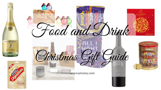 Delicious Food & Drink Gifts for Christmas