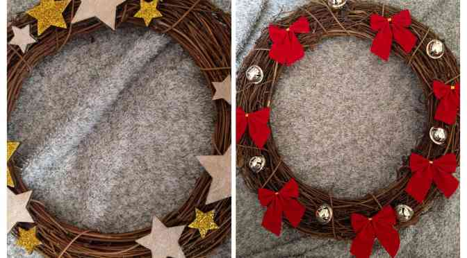 The 12 Makes of Christmas – Wreaths