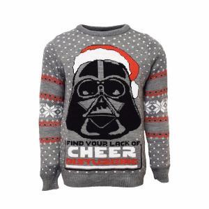 Numskull Christmas Darth Vader Jumper