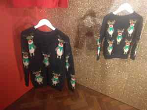 Christmas Jumpers at Morrisons