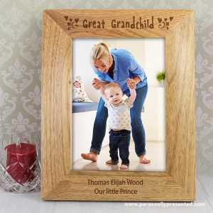Personalised Photo Frame