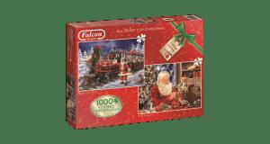 Falcon De Luxe Christmas Puzzles