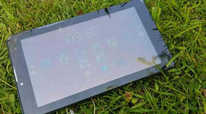 Nuu Mobile T2 Tablet – Reveiw