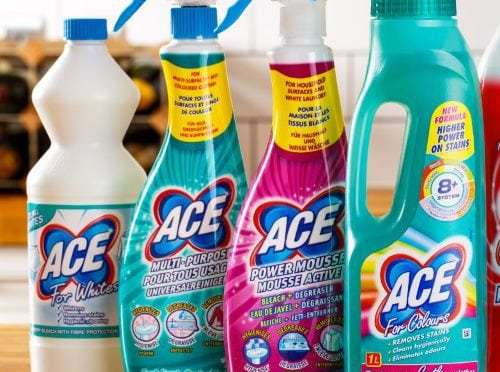 ACE Cleaning Products – Review & Competition