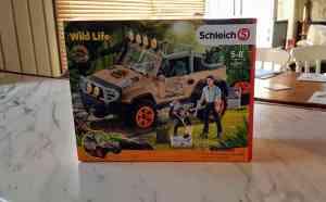 Schleich Wild Life 4 x 4