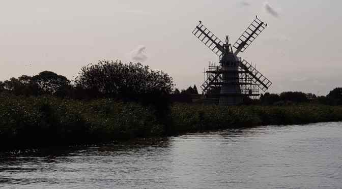 Celebrating on The Broads with Herbert Woods