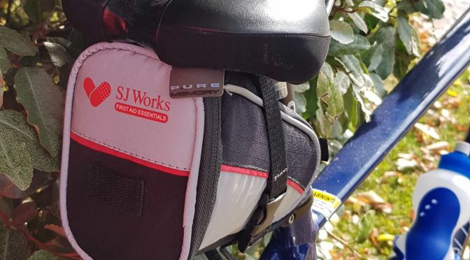 SJ Works Bicycle First Aid Kit Review & Competition