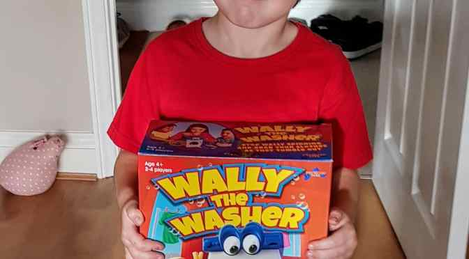 Wally the Washer Review & Competition