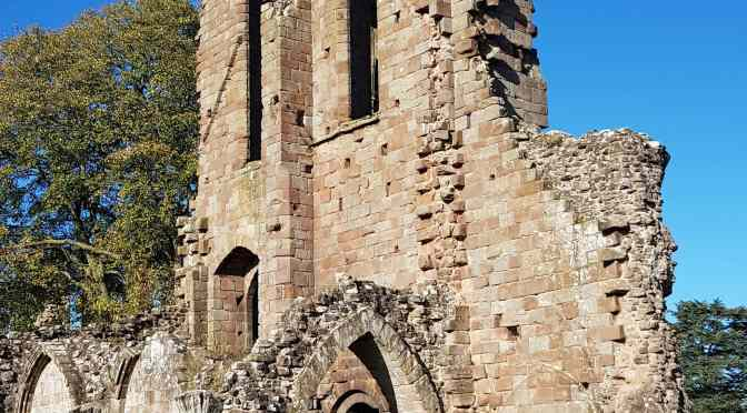 Our Visit to Croxden Abbey