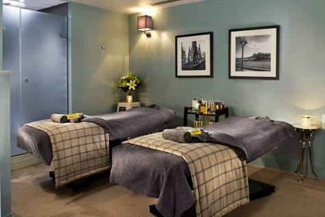 Win a spa day with red letter days