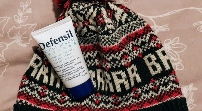 Defensil Rescue Serum