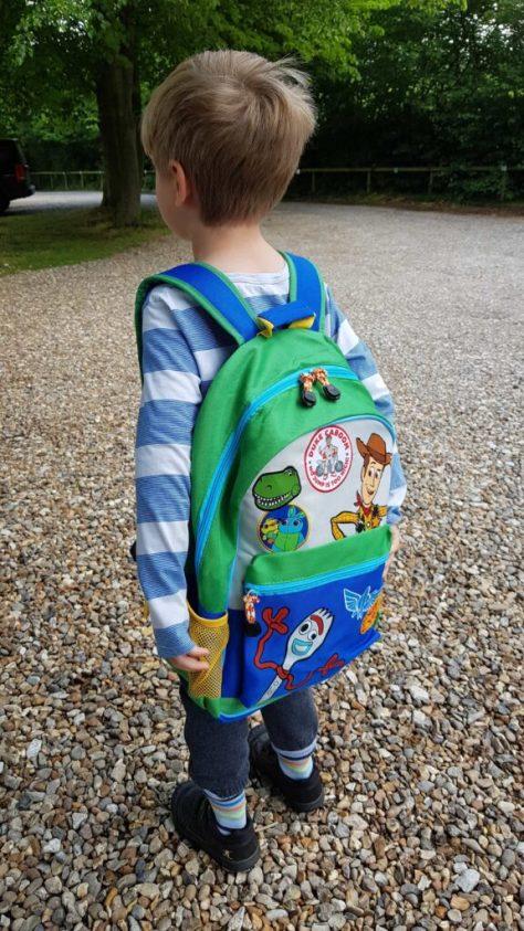Toy Story 4 kids rucksack