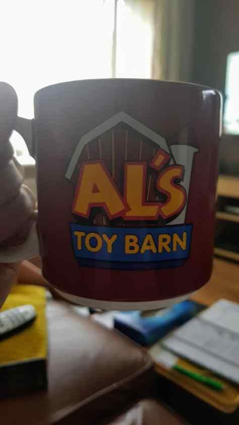 Al's Toy Barn Mug