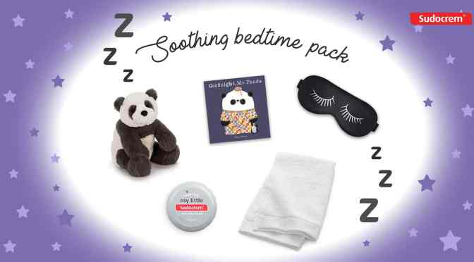 Win A Sudocrem Soothing Gift Pack