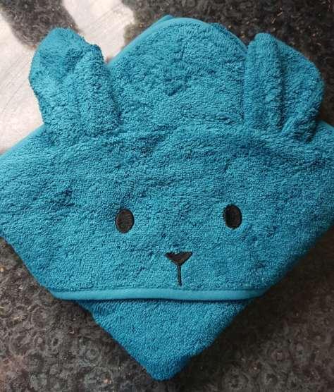 Baby Bunny Towel Imperium11