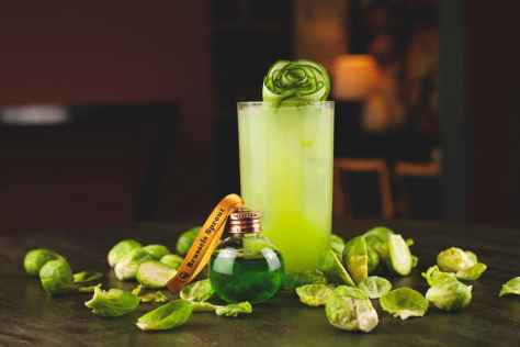 Brussels Sprout Cocktail
