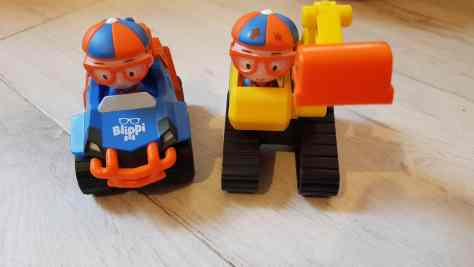 Blippi Vehicles