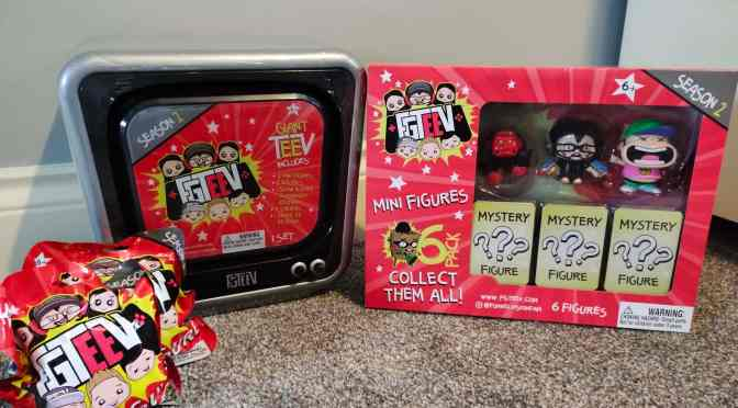 New FGTeeV Toys – Review
