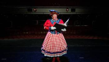 Christmas at Norwich Theatre Royal