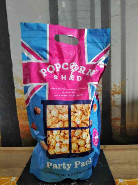 Popcorn Shed party Pack