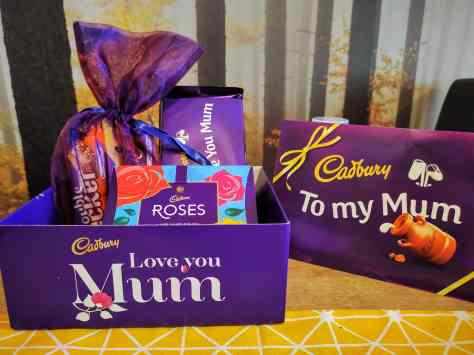 Cadbury Mother's Day Gift Hamper