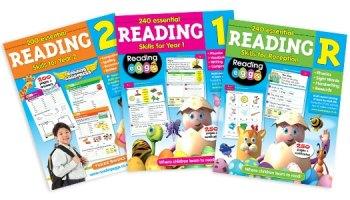 Reading eggs workbooks