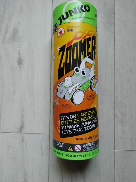 JUNKo Zoomer Kit