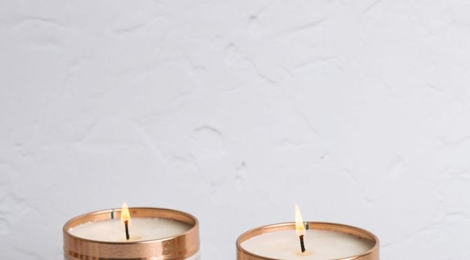 Win a Set of Candles from Vegan Bunny