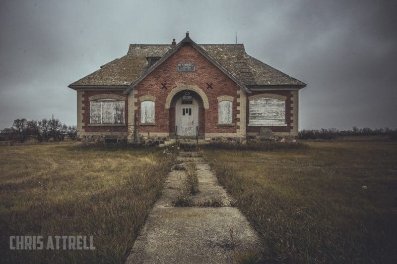 Ghost Towns Of Saskatchewan