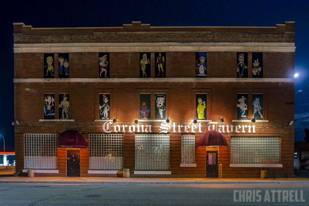 Corona Street Tavern Medicine Hat