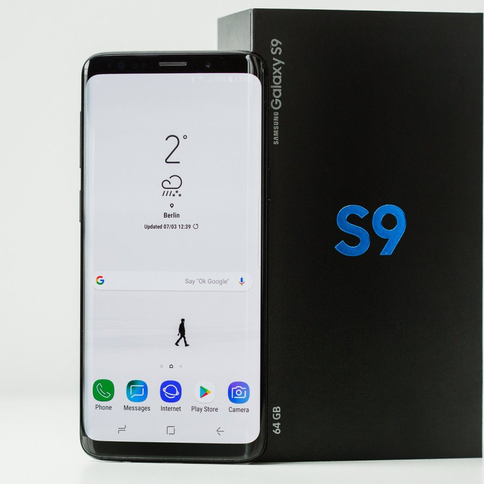 🔥 Bon plan   le Samsung Galaxy S9 est disponible à 588€ sur Amazon ... b3a66758e717