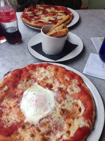 Pizza Express; Manchester