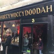 Brighton Lanes; Choccy Woccy DooDah
