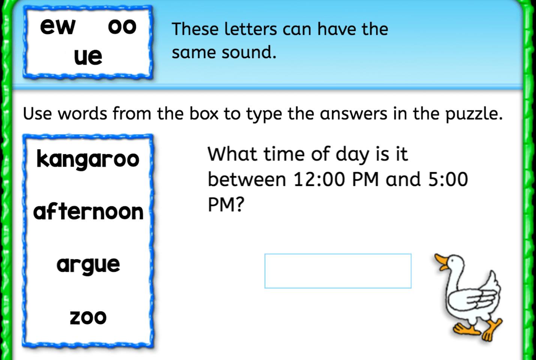 Word Bank Same Sound