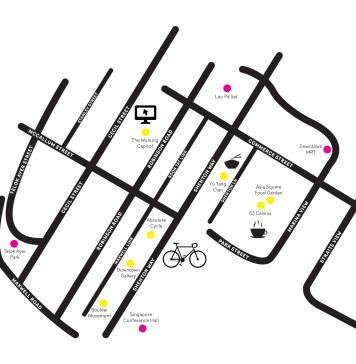 Check Out Downtown Singapore restaurants, shops & classes